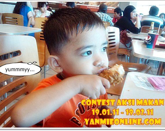 Contest Aksi Makan yanmieonline.com (CLOSED)