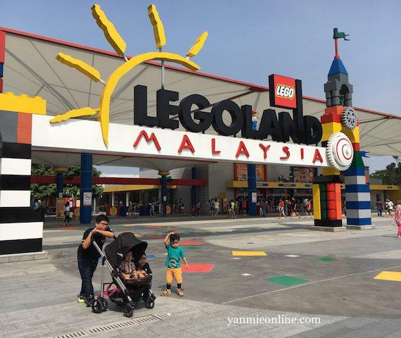 Bestnya Bercuti Di Legoland, Saya Rekemen! (Part 1)