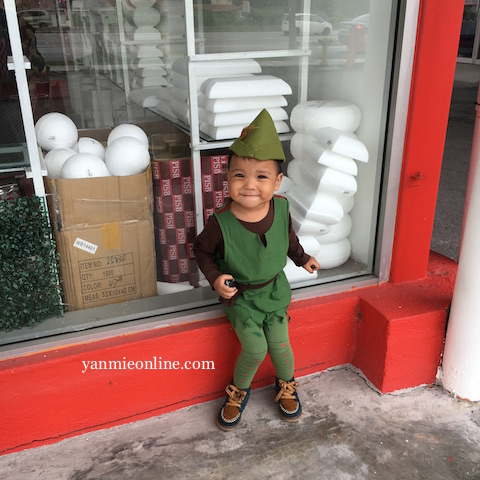 Diy Baju Peter Pan – Sambutan Hari Guru Tadika Little Caliphs