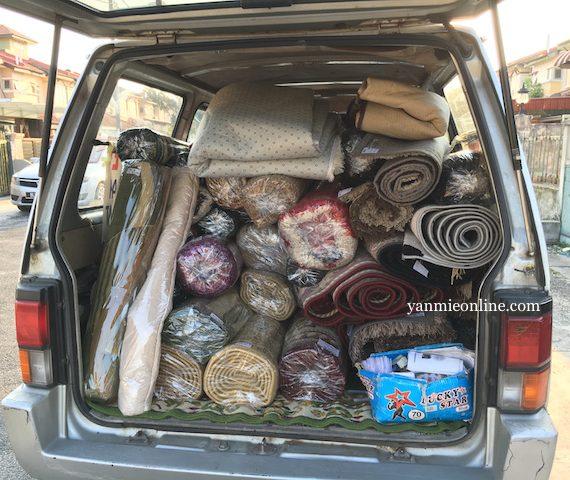 Perkhidmatan Cuci Karpet