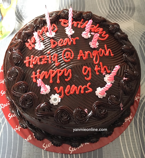 Happy Birthday Angah :)
