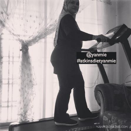 treadmill yanmie