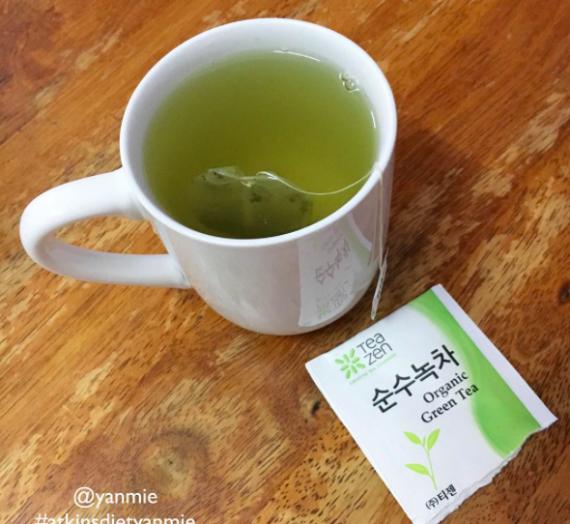 Khasiat Teh Hijau – Organic Green Tea Yang Tak Pahit Dan Kelat