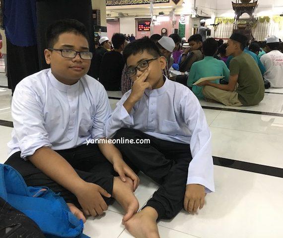 Kem Cuti Sekolah Anak Soleh /  Solehah Di Masjid Jamek Ar-Rahimiah Klang