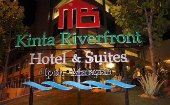kinta riverfront hotel and suites