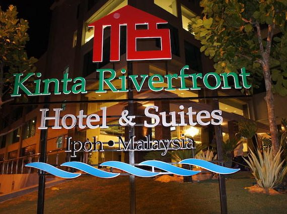 Menginap di Kinta Riverfront Hotel & Apartment Ipoh Perak