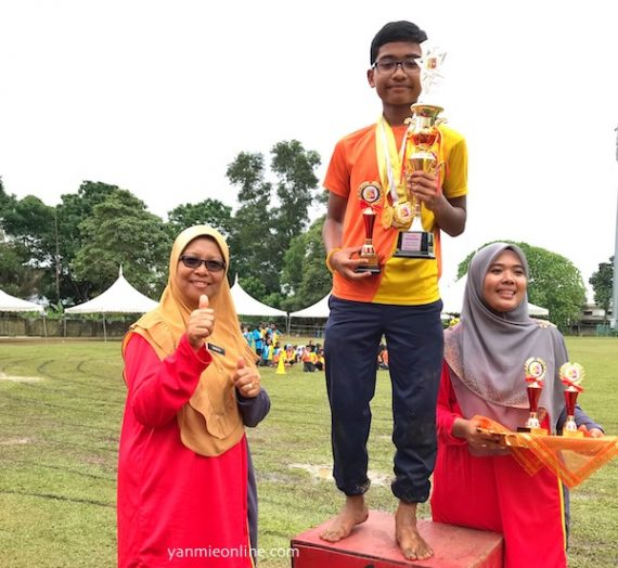 Tahniah Angah!, Hebatnya Kamu Olahragawan Sekolah 2019