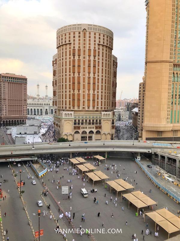 Lokasi Hotel Haneen Al Firdous Makkah – Hotel Andalusia di Mekah