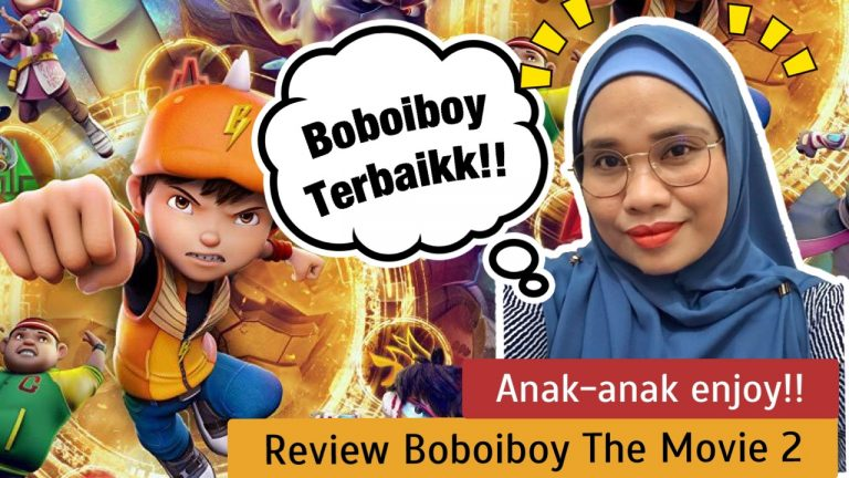 Boboiboy The Movie 2 (2019) Review
