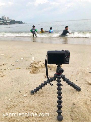 Bina Rumah Banglo Ala Resort Di Tepi Pantai